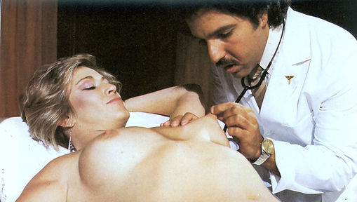 Marilyn Chambers and Ron Jeremy in Marilyn Chambers' Private Fantasies #3, 1984