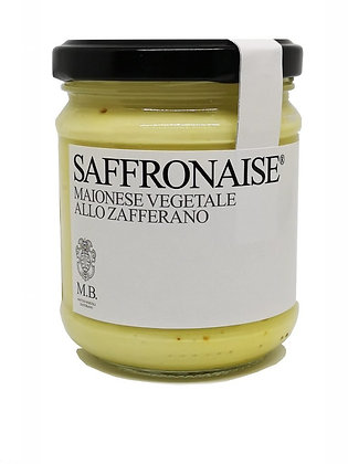 Saffronaise - Maionese vegetale di Matteo Bertoli