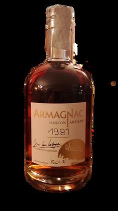 Jean Luc Lapeyre - Armagnac 1981