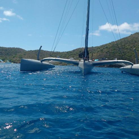 Antigua to BVI Delivery