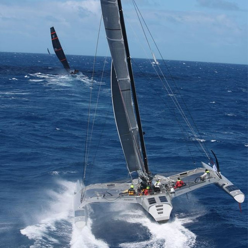 Caribbean 600 - Line honours and 1st in class