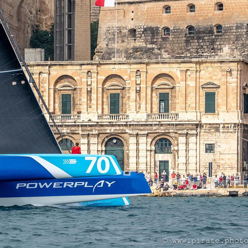 Middle Sea Race 2018 - MOD70 Powerplay