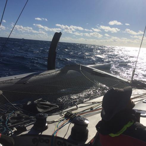 Newport to Antigua (via Bermuda)