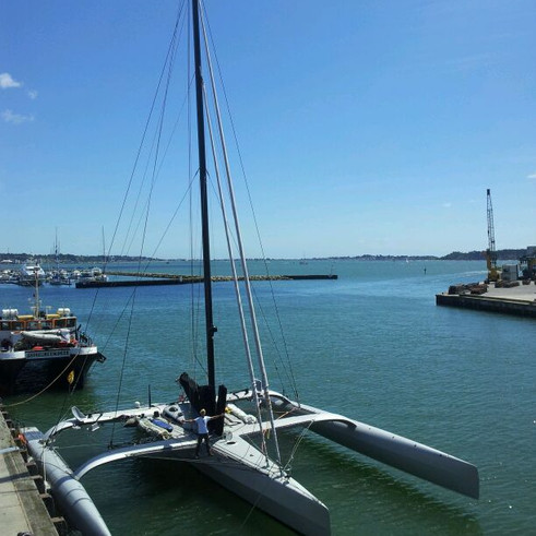 Captains Log: San Francisco to UK
