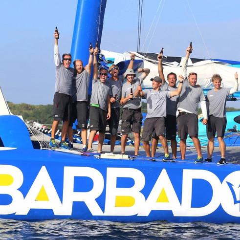 MOD70 Team Concise - Round Barbados Race
