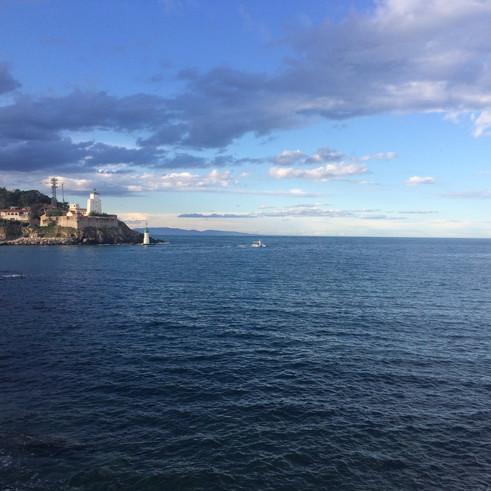 Back in Canet via Port Vendres