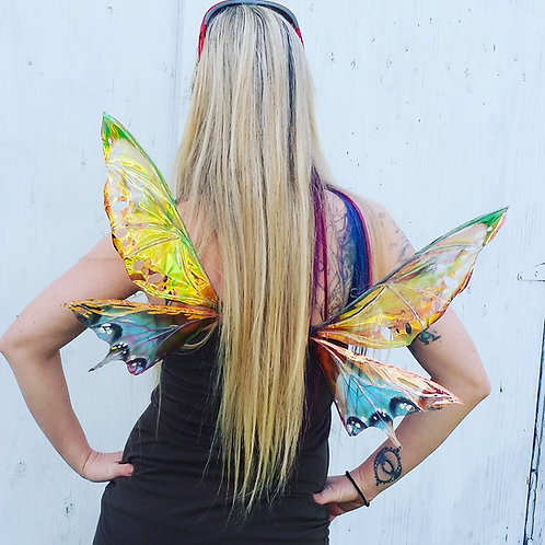 Mini Mab Fairy Wings