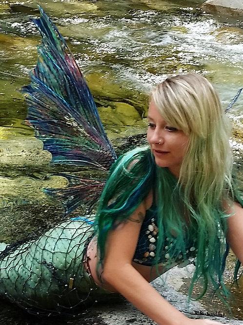 Siren Mermaid Wings