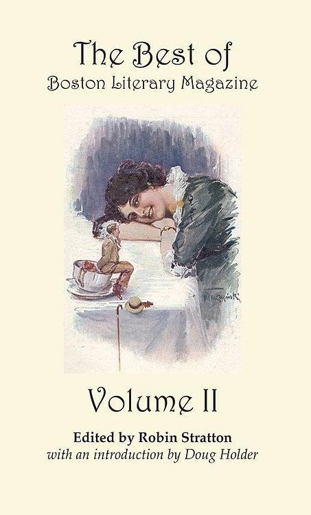 The Best of Boston Literary Magazine Volume Two