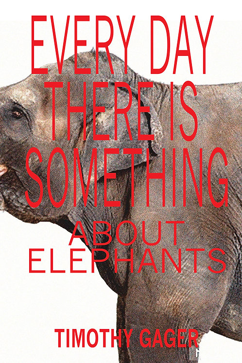 Every Day There Is Something About Elephants