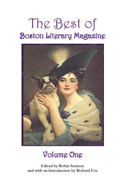 The Best of Boston Literary Magazine, Volume One