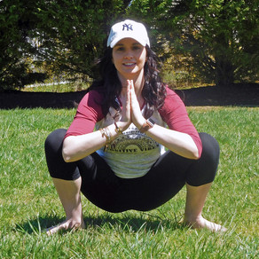 Namaste At The Ballgame