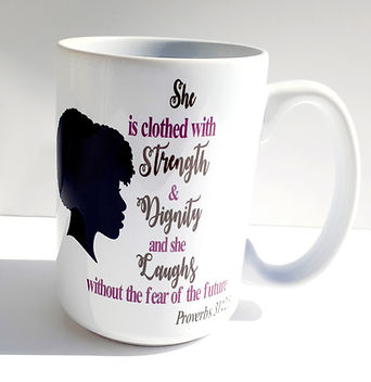 Virtuous Woman Mug
