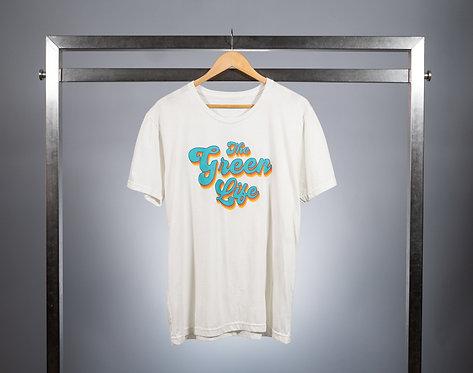 70s Green Life Tri-Blend T-Shirt