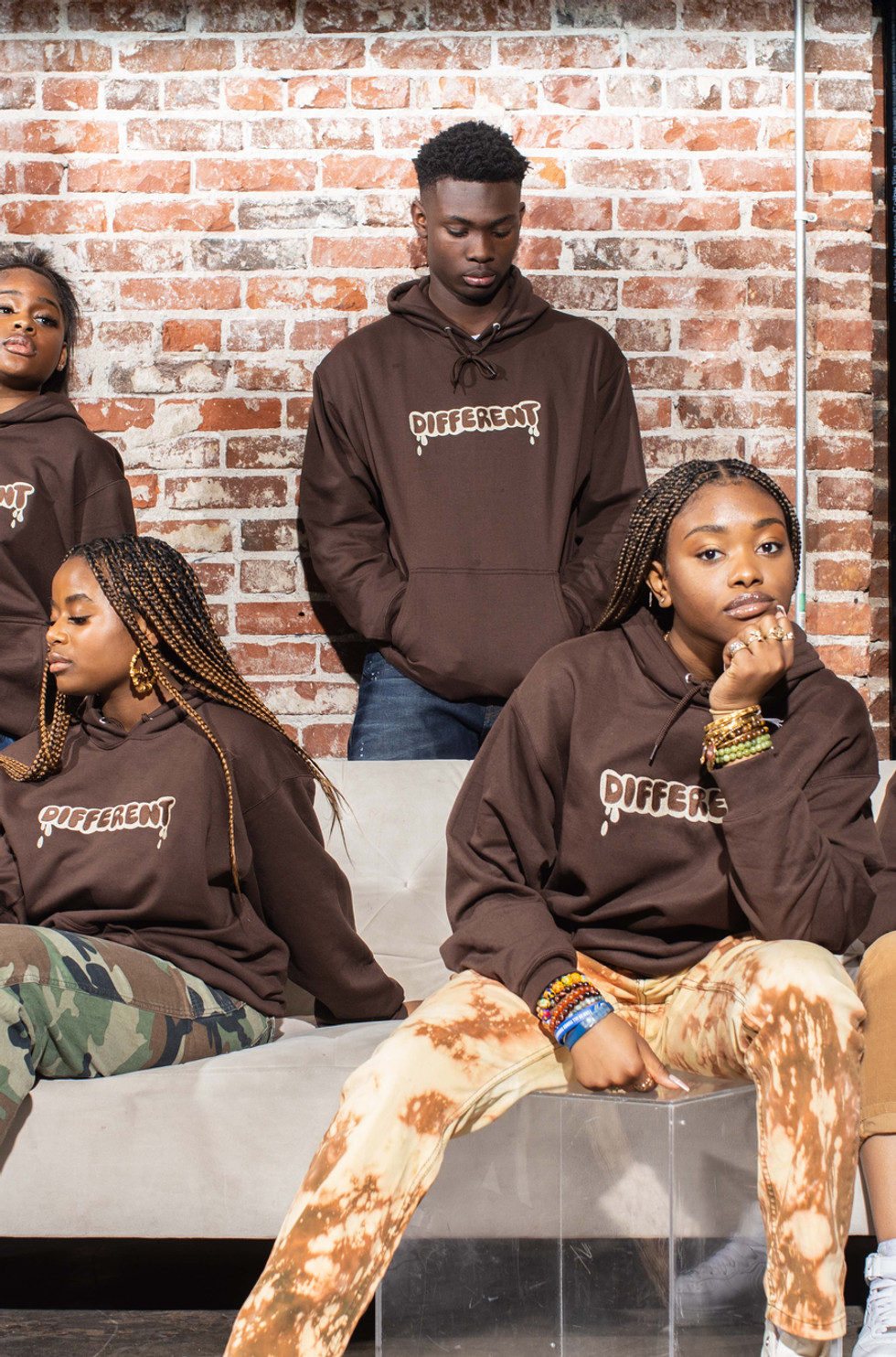 COOKIES HOODIE CAMPAIGN OVER ALL THE REST