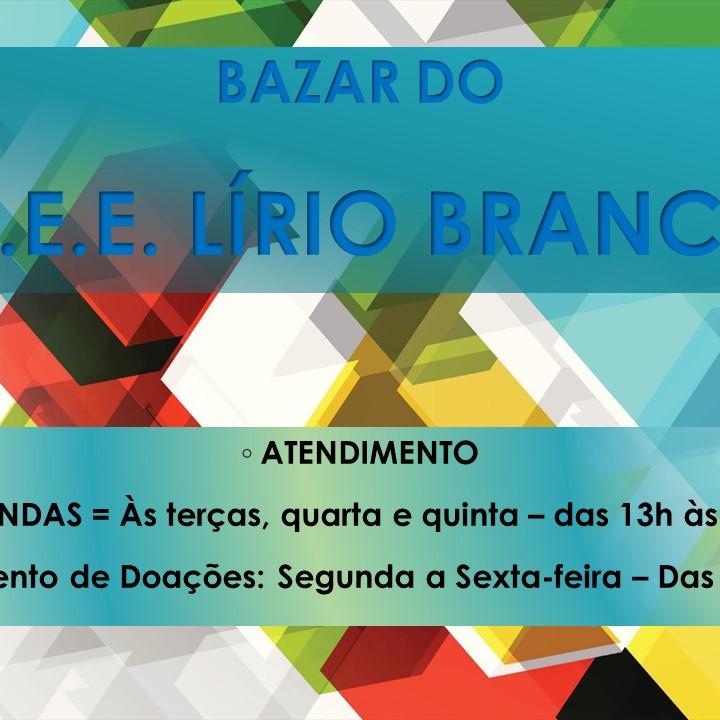 BRESHOP - BAZAR DO LÍRIO BRANCO