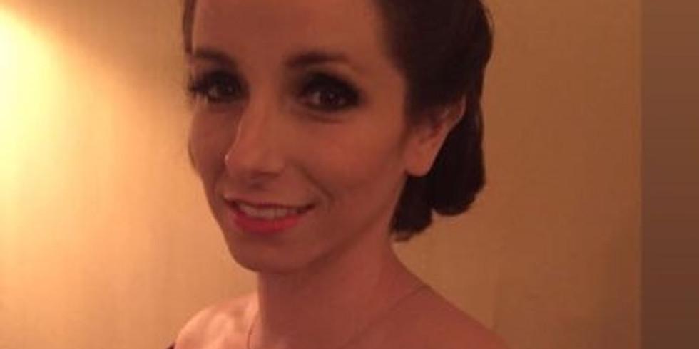 Francine de Cassia do Prado de Oliveira  - Live de Quarta