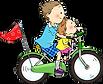 趴趴坐 PaPaSeat 腳踏車兒童座椅logo2