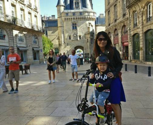 趴趴坐親子腳踏車兒童座椅 – 大人輕鬆騎, 小孩安全無慮