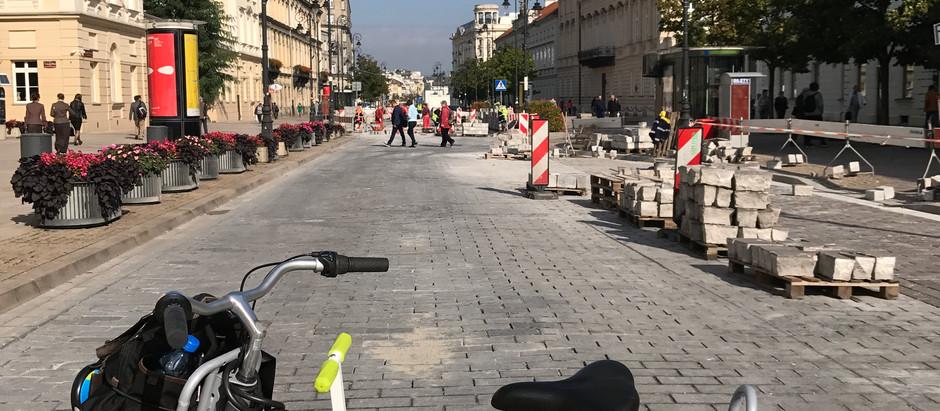 趴趴坐腳踏車兒童座椅到了波蘭華沙