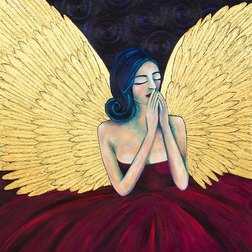 Limited Edition Print: Angel