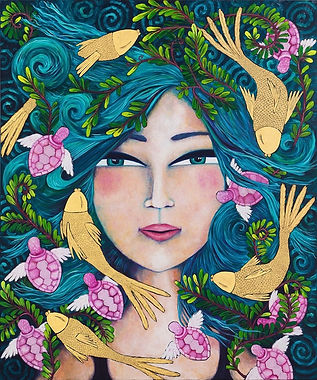 Ocean Child - Fiona Kennedy