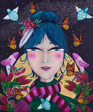 Moon Child - Fiona Kennedy