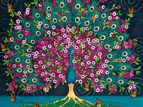 Limited Edition Print: The Abundant Tree