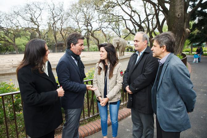 Foto // El Gobierno de la Ciudad lanza un Concurso Internacional de Ideas para el Ecoparque