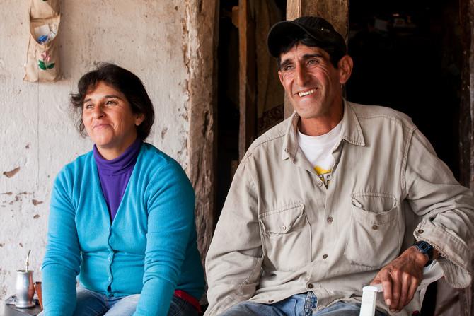 Foto // Historias: Oscar y Nuni en El Negrito.