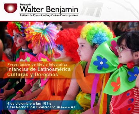 Presentación del libro y fotografías 10 AÑOS INFANCIAS: VARIOS MUNDOS  INFANCIAS DE LATINOAMÉRICA  C