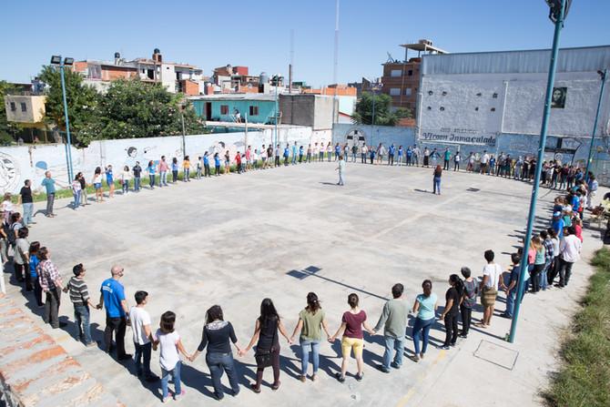 Foto // Ingeniería sin fronteras Argentina festeja 5 años