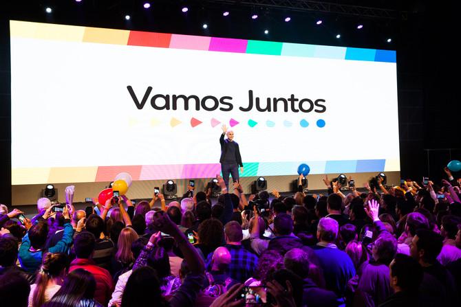 Fotos // Bunker Vamos Juntos PASO