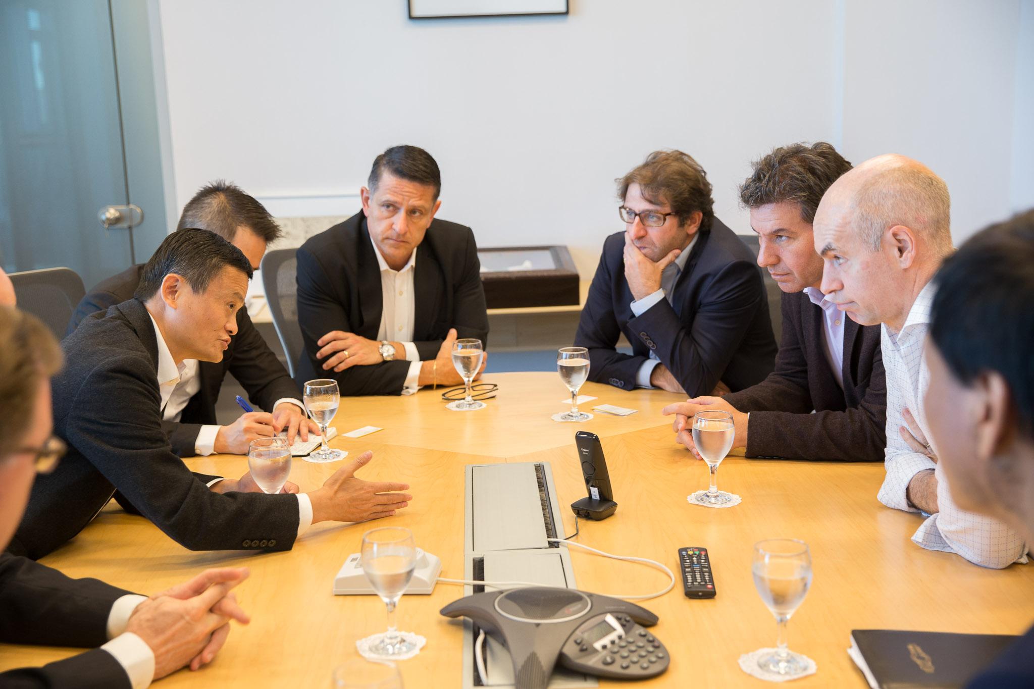 Jack Ma en BA