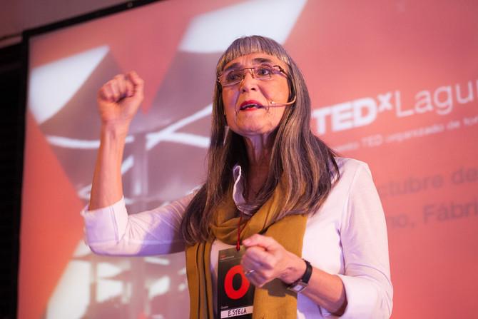 Fotos // Estelita en TEDx Laguna Setubal