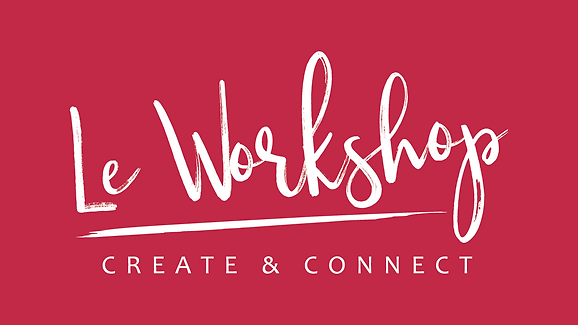 Le Workhop Logo Creative Workshops Arts & Crafts Courses & Classes in Jervis Bay Shoalhaven