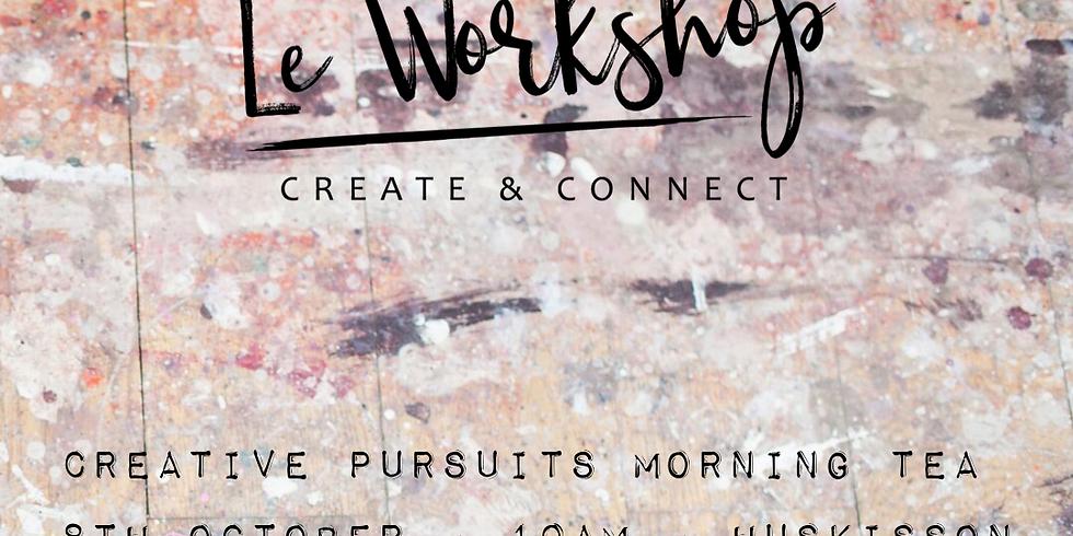 Creative Pursuits Morning Tea (1)