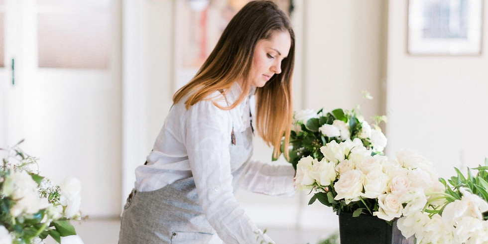 Flower Bouquet with Jessica from Studio Flora