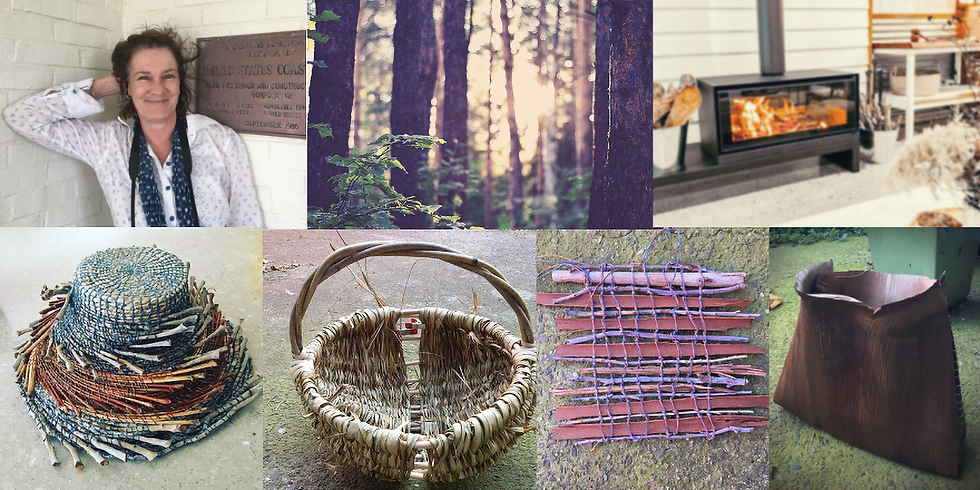 Basketry Masterclass with Lissa