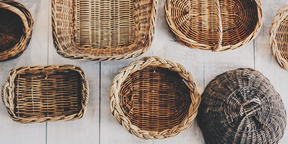 Basket Weaving (half day)