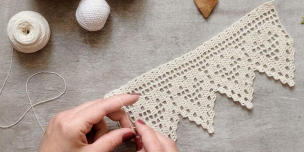Learn Filet Crochet with Deanne