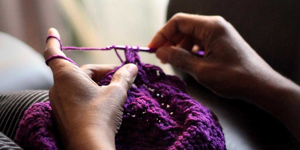 Social Crochet (2hours)