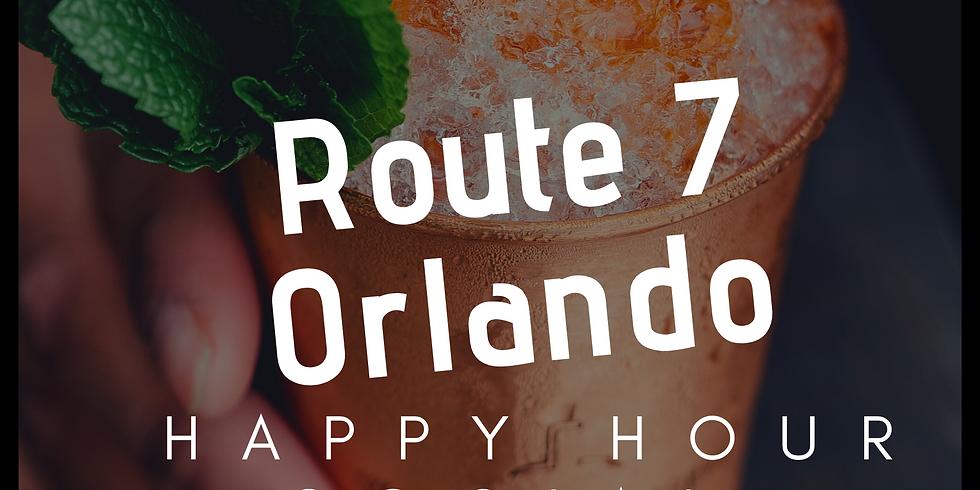 Route 7 Orlando Social
