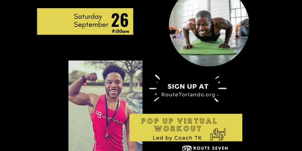 Virtual Group Workout