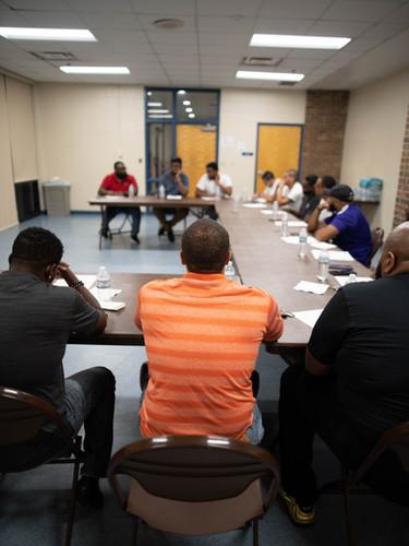 August 2019 - Accountability Meeting