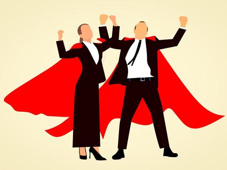 #GenreTuesday - Heroes!
