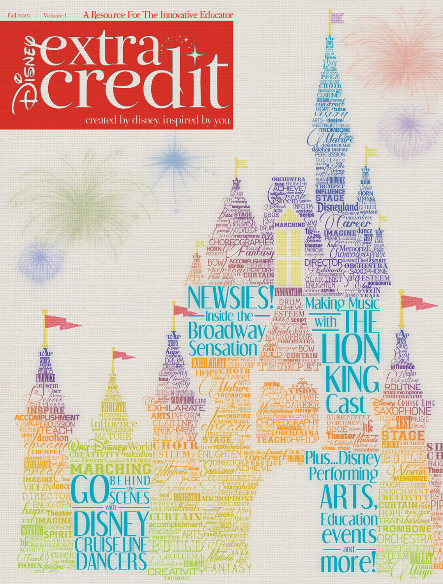 Disney's Extra Credit Cover