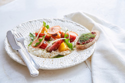 Tomato & Burrata