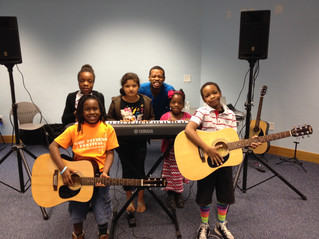 Music & Arts Program for Youth