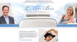 The Princess Luxury Bed